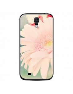 Coque Fleurs Roses magnifique pour Samsung Galaxy S4 - R Delean
