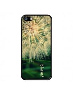 Coque Pissenlit Souffle pour iPhone 5 et 5S - R Delean