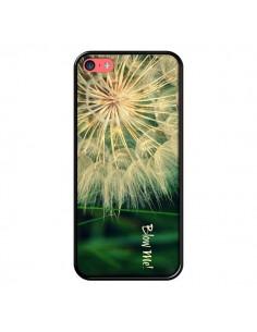 Coque Pissenlit Souffle pour iPhone 5C - R Delean