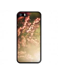 Coque Fleurs Flowers pour iPhone 5 et 5S - R Delean
