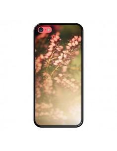 Coque Fleurs Flowers pour iPhone 5C - R Delean