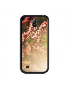 Coque Fleurs Flowers pour Samsung Galaxy S4 Mini - R Delean