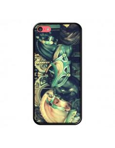 Coque Manege Enfant Carrousel Chevaux pour iPhone 5C - R Delean
