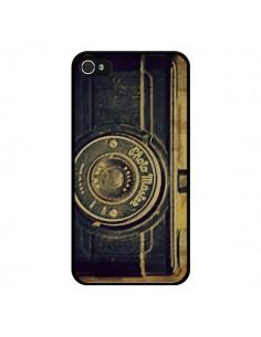 Coque Appareil Photo Vintage Vieux pour iPhone 4 et 4S - R Delean
