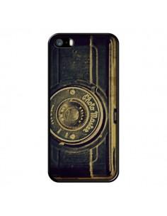 Coque Appareil Photo Vintage Vieux pour iPhone 5 et 5S - R Delean