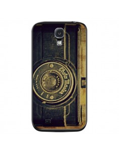 Coque Appareil Photo Vintage Vieux pour Samsung Galaxy S4 - R Delean