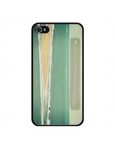 Coque Dream Mer Plage Ocean Sable Paysage pour iPhone 4 et 4S - R Delean