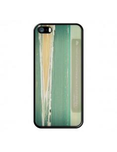 Coque Dream Mer Plage Ocean Sable Paysage pour iPhone 5 et 5S - R Delean