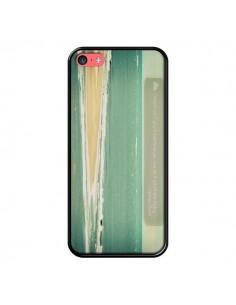 Coque Dream Mer Plage Ocean Sable Paysage pour iPhone 5C - R Delean