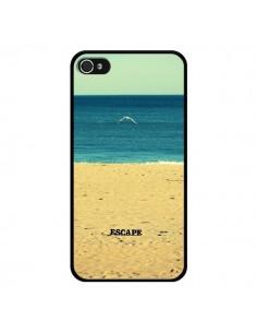 Coque Escape Mer Plage Ocean Sable Paysage pour iPhone 4 et 4S - R Delean