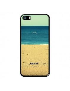 Coque Escape Mer Plage Ocean Sable Paysage pour iPhone 5 et 5S - R Delean