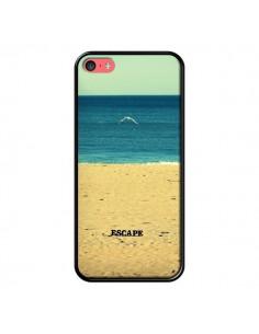 Coque Escape Mer Plage Ocean Sable Paysage pour iPhone 5C - R Delean