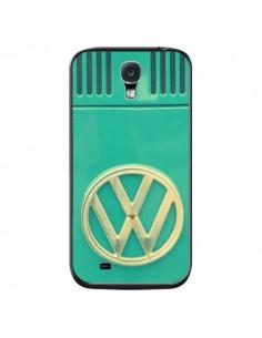 Coque Groovy Van Hippie VW Bleu pour Samsung Galaxy S4 - R Delean