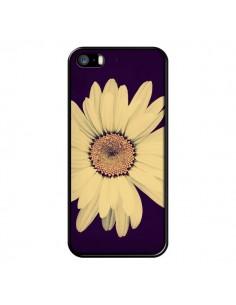 Coque Marguerite Fleur Flower pour iPhone 5 et 5S - R Delean