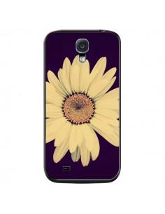 Coque Marguerite Fleur Flower pour Samsung Galaxy S4 - R Delean