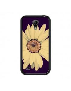 Coque Marguerite Fleur Flower pour Samsung Galaxy S4 Mini - R Delean