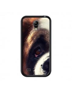 Coque Saint Bernard Chien Dog pour Samsung Galaxy S4 Mini - R Delean