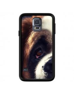 Coque Saint Bernard Chien Dog pour Samsung Galaxy S5 - R Delean