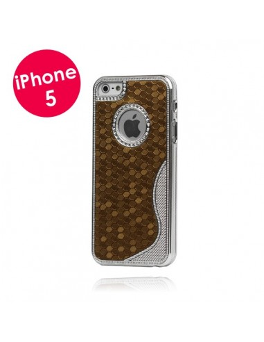 Coque Serpent pour iPhone 5