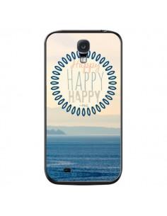Coque Happy Day Mer Ocean Sable Plage Paysage pour Samsung Galaxy S4 - R Delean