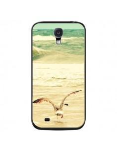 Coque Mouette Mer Ocean Sable Plage Paysage pour Samsung Galaxy S4 - R Delean