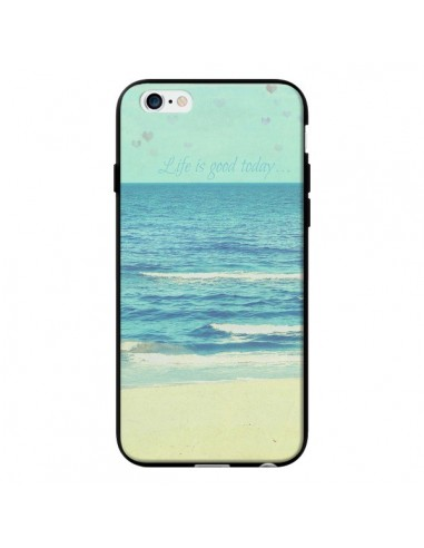 coque iphone 6 paysage mer