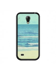 Coque Life good day Mer Ocean Sable Plage Paysage pour Samsung Galaxy S4 Mini - R Delean