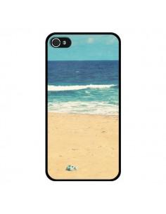 Coque Mer Ocean Sable Plage Paysage pour iPhone 4 et 4S - R Delean