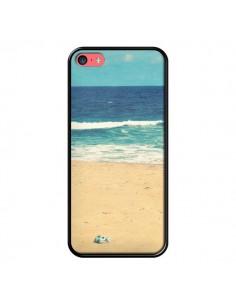 Coque Mer Ocean Sable Plage Paysage pour iPhone 5C - R Delean