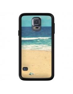 Coque Mer Ocean Sable Plage Paysage pour Samsung Galaxy S5 - R Delean