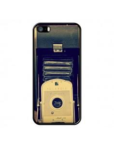 Coque Appareil Photo Vintage Polaroid Boite pour iPhone 5 et 5S - R Delean