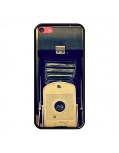 Coque Appareil Photo Vintage Polaroid Boite pour iPhone 5C - R Delean