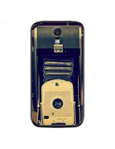 Coque Appareil Photo Vintage Polaroid Boite pour Samsung Galaxy S4 - R Delean
