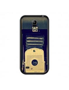 Coque Appareil Photo Vintage Polaroid Boite pour Samsung Galaxy S4 Mini - R Delean