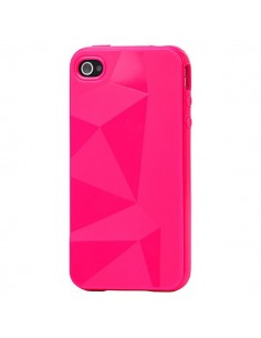 Coque Silicone Matte Brillante pour iPhone 4/4S