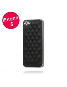 Coque Matelassée pour iPhone 5/5S et SE
