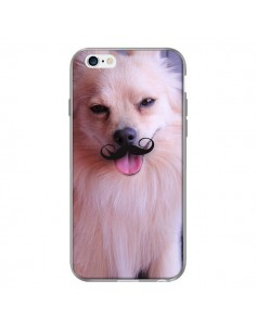 Coque Clyde Chien Movember Moustache pour iPhone 6 Plus - Bertrand Carriere