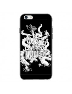 Coque Greetings from the kraken Tentacules Poulpe pour iPhone 6 Plus - Senor Octopus