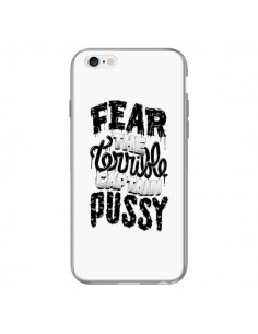 Coque Fear the terrible captain pussy pour iPhone 6 Plus - Senor Octopus