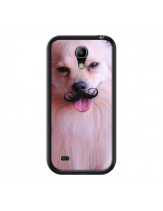 Coque Clyde Chien Movember Moustache pour Samsung Galaxy S4 Mini - Bertrand Carriere