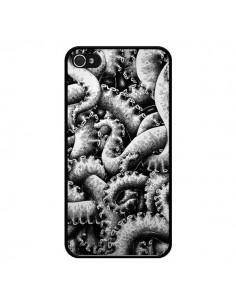 Coque Tentacules Octopus Poulpe pour iPhone 4 et 4S - Senor Octopus
