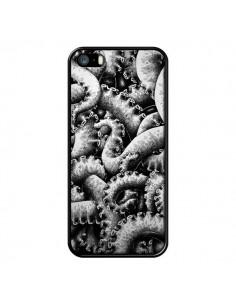 Coque Tentacules Octopus Poulpe pour iPhone 5 et 5S - Senor Octopus