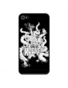 Coque Greetings from the kraken Tentacules Poulpe pour iPhone 4 et 4S - Senor Octopus