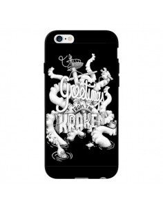 Coque Greetings from the kraken Tentacules Poulpe pour iPhone 6 - Senor Octopus