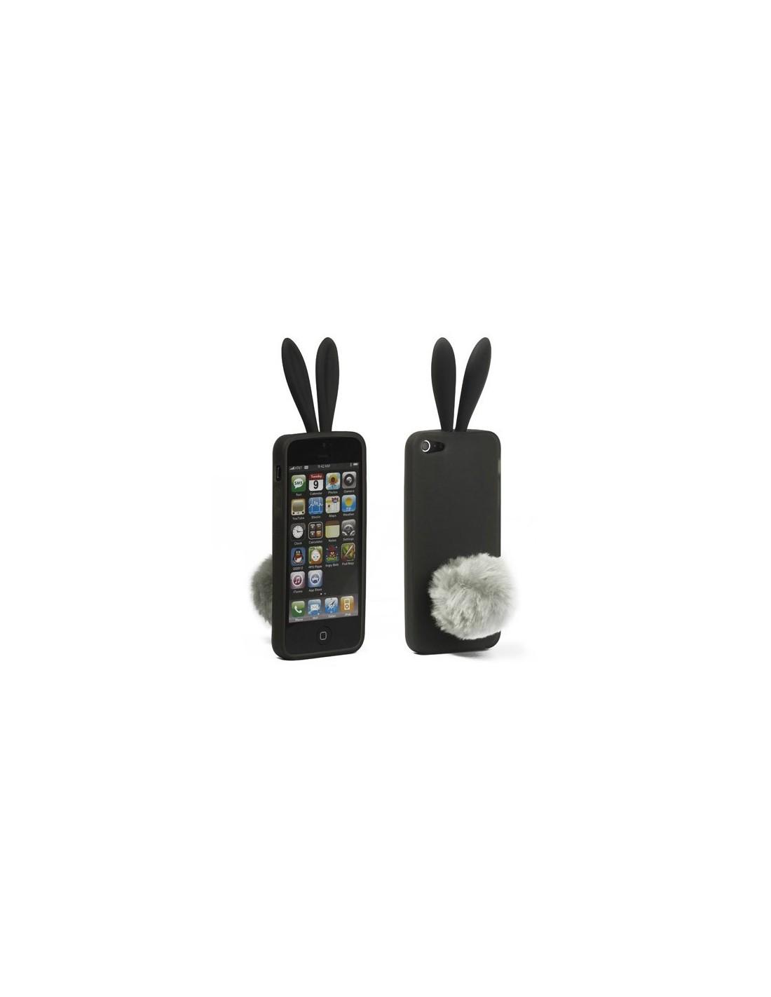 coque iphone 5 pompon