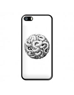 Coque Boule Tentacule Octopus Poulpe pour iPhone 5 et 5S - Senor Octopus