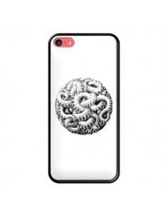 Coque Boule Tentacule Octopus Poulpe pour iPhone 5C - Senor Octopus