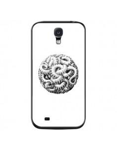Coque Boule Tentacule Octopus Poulpe pour Samsung Galaxy S4 - Senor Octopus