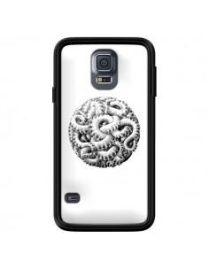 Coque Boule Tentacule Octopus Poulpe pour Samsung Galaxy S5 - Senor Octopus