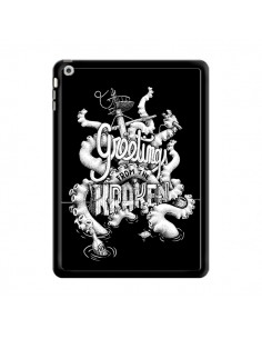 Coque Greetings from the kraken Tentacules Poulpe pour iPad Air - Senor Octopus